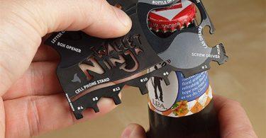 Wallet Ninja 18-in-1 Pocket Multi-Tool