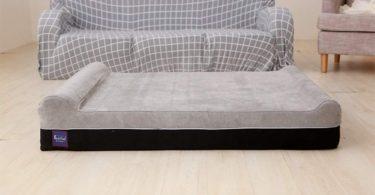 Laifug Orthopedic Memory Foam Extra Large Dog Bed