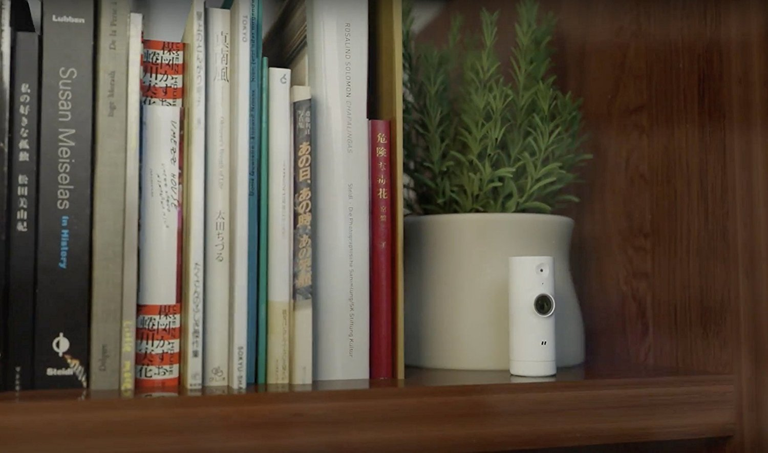 D-Link HD Mini Indoor WiFi Security Camera