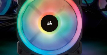 Corsair LL Series LL120 RGB 120mm Dual Light