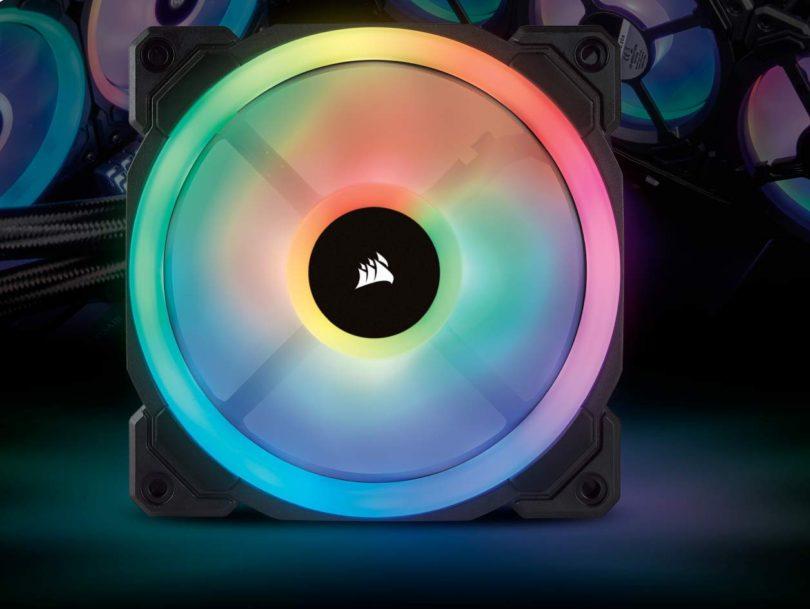 Corsair LL Series LL120 RGB 120mm Dual Light