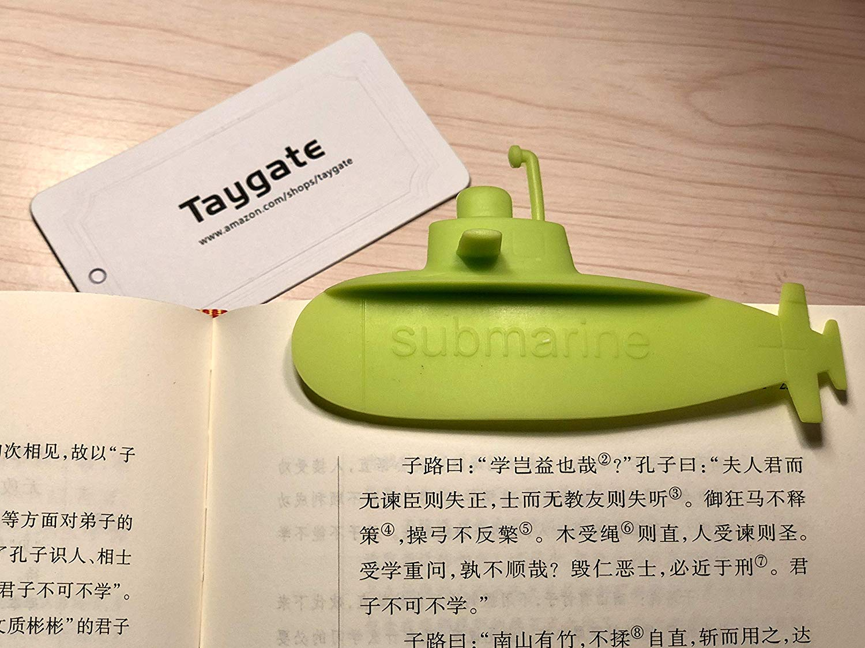Submarine Bookmark