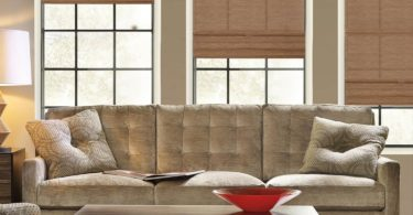 Chicology Cordless Magnetic Roman Shades