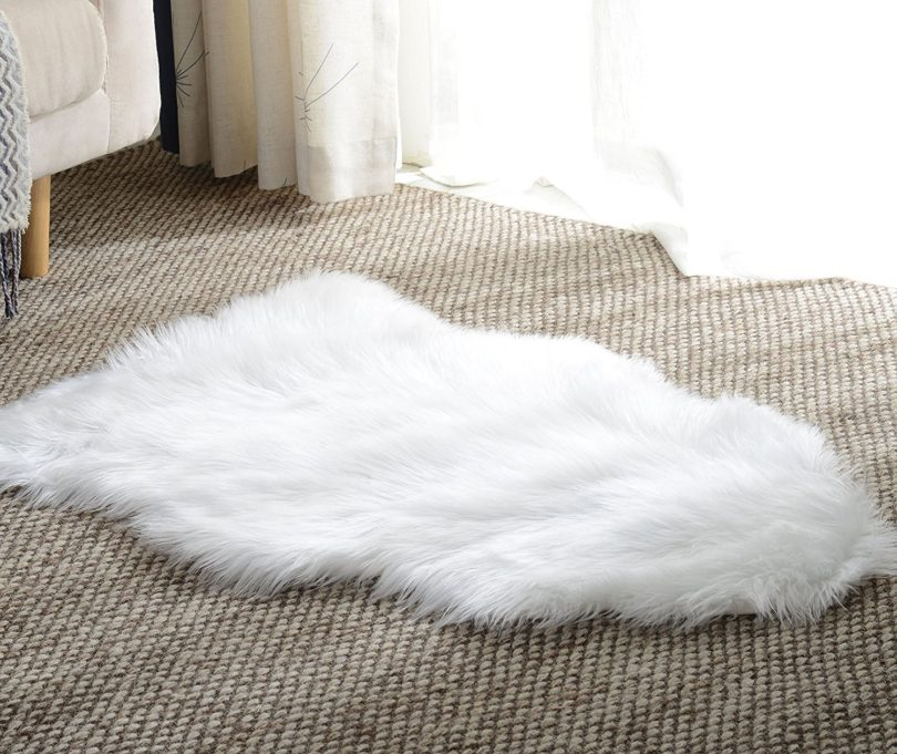 Basic Beyond Fur Area Rug