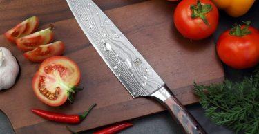 Chef Knife – PAUDIN Pro Kitchen Knife 8 Inch Chef's Knife