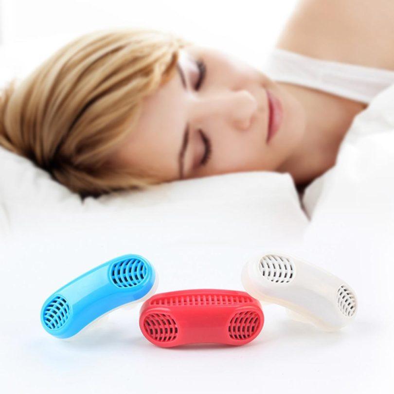 Anti Snore Device: Sleep Aid