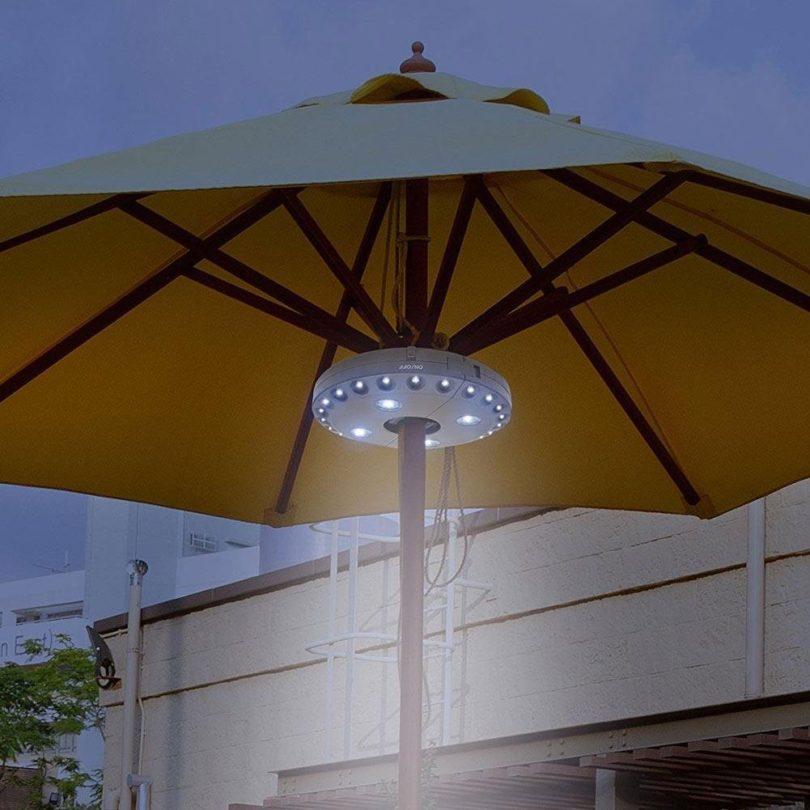 UFO 360 Patio Umbrella Light