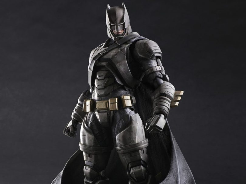 Batman v Superman Armored Batman Play Arts Kai Action Figure