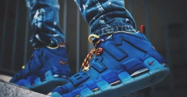 Air More Uptempo Doernbecher