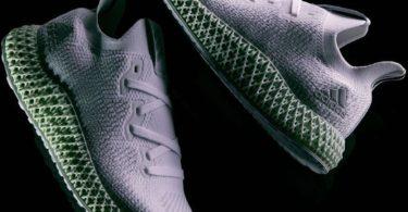 Adidas Alphaedge 4D White