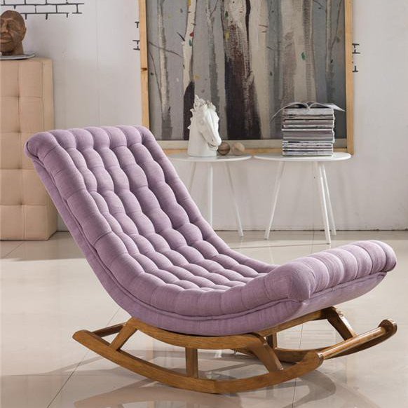 Modern Design Rocking Lounge Chair