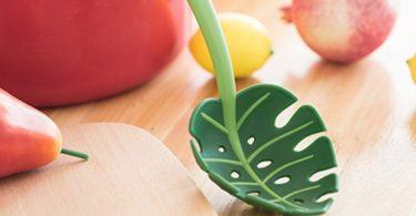 Monstera Leaf Spoon