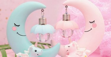 Unicorn Cartoon Lamp
