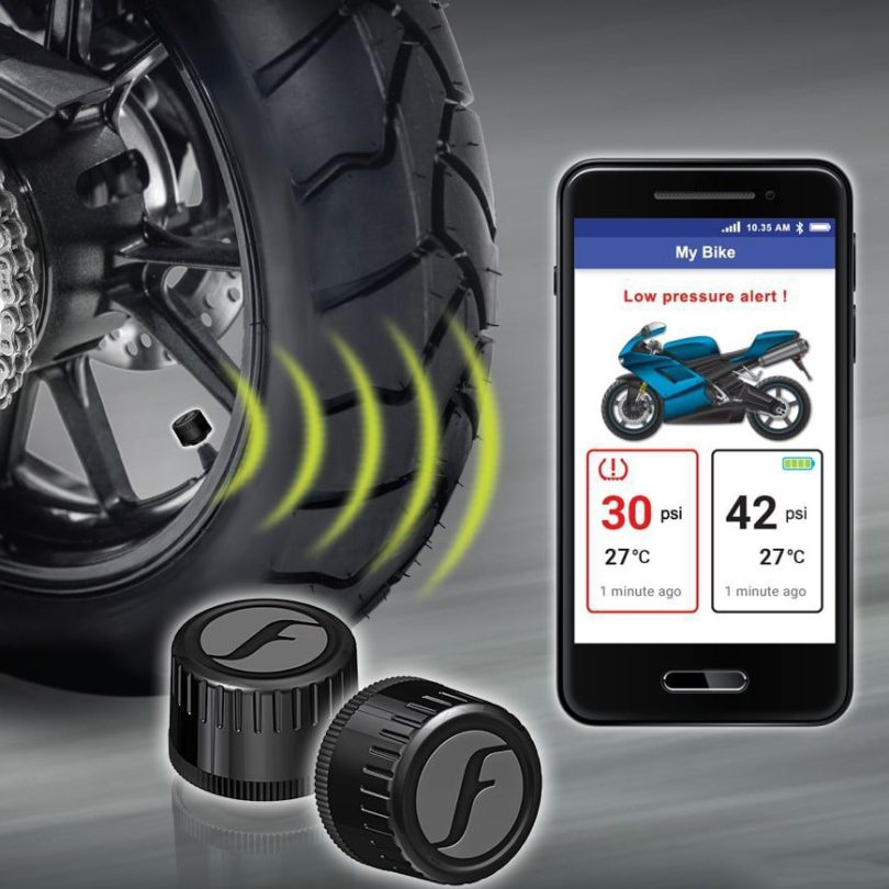 FOBO BIKE 2 TPMS Black