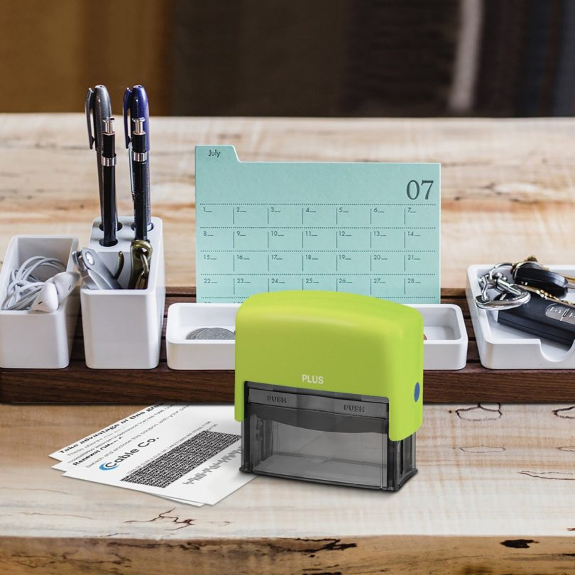 Guard Your ID Large Stamp