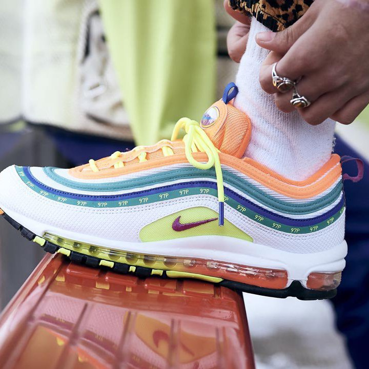 Air Max 97 London Summer of Love