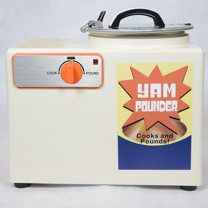 Yam Pounder Full-Automatic Commercial Potato Machine