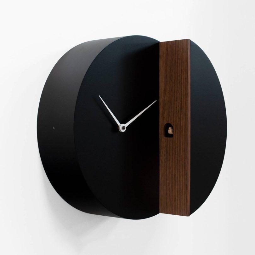 Peek-a-Koo Cuckoo Clock by Progetti