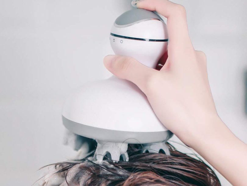 KESITIS Electric Scalp Head Massager