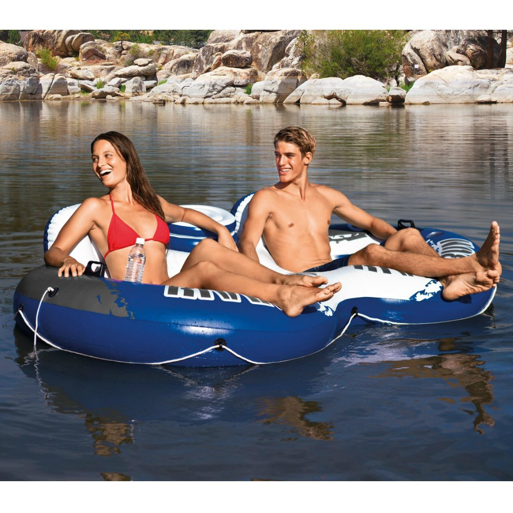 River Run II Sport Lounge, Inflatable Water Float
