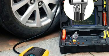 Tire Inflator, Electric Air Compressor Pump