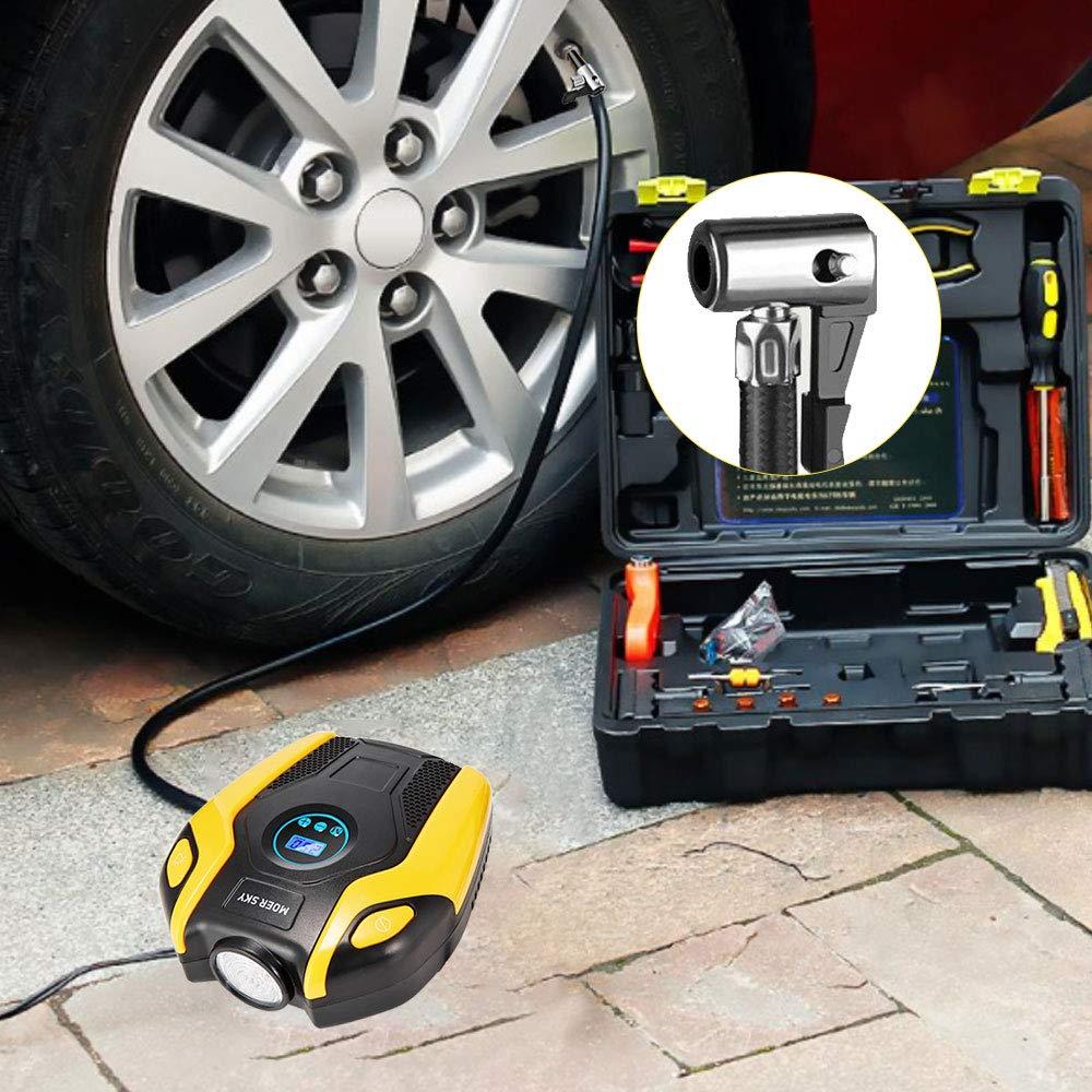 Tire Inflator, Electric Air Compressor Pump