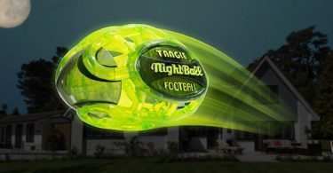 Tangle NightBall Glow in the Dark Light Up LED Football