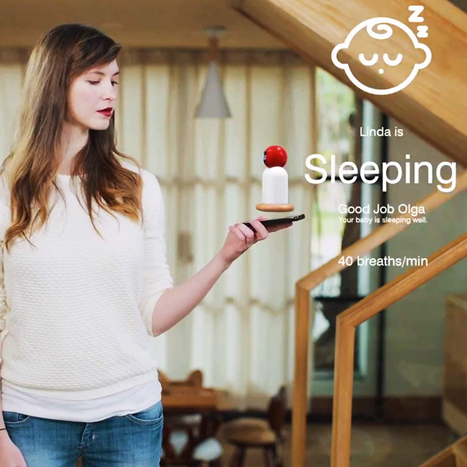 raybaby – Best Baby Monitor Tracks Sleep and Breathing