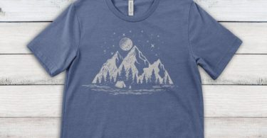 Mountain Shirt| Camping Shirt
