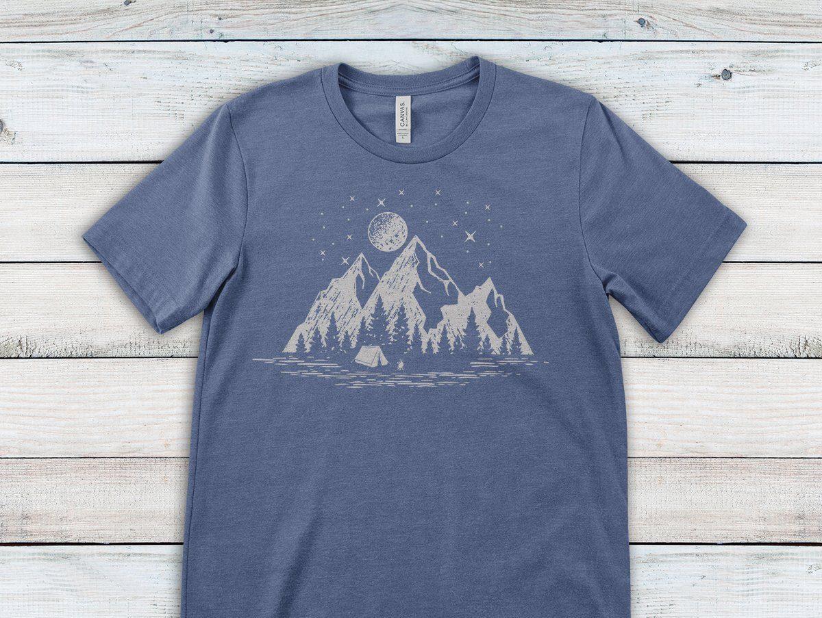 Mountain Shirt| Camping Shirt
