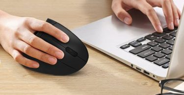 Ergonomic Mouse Vertical Wireless Mouse