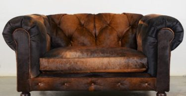 Chesterfield Chair by COCOCOHome