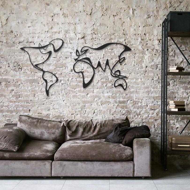 Verden – Metal Wall Decor