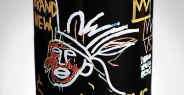 Jean-Michel Basquiat Versus Candle