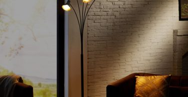 Cone 5-Arm Floor Lamp
