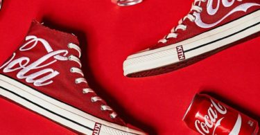 Kith Converse Chuck Taylor All-Star 70s Hi Coca Cola Red