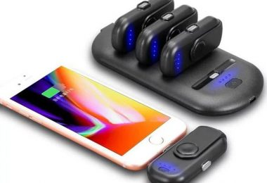 Finger Size Power Bank