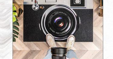 Camera Doormat