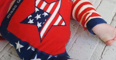 USA Leggings Stars and Stripes