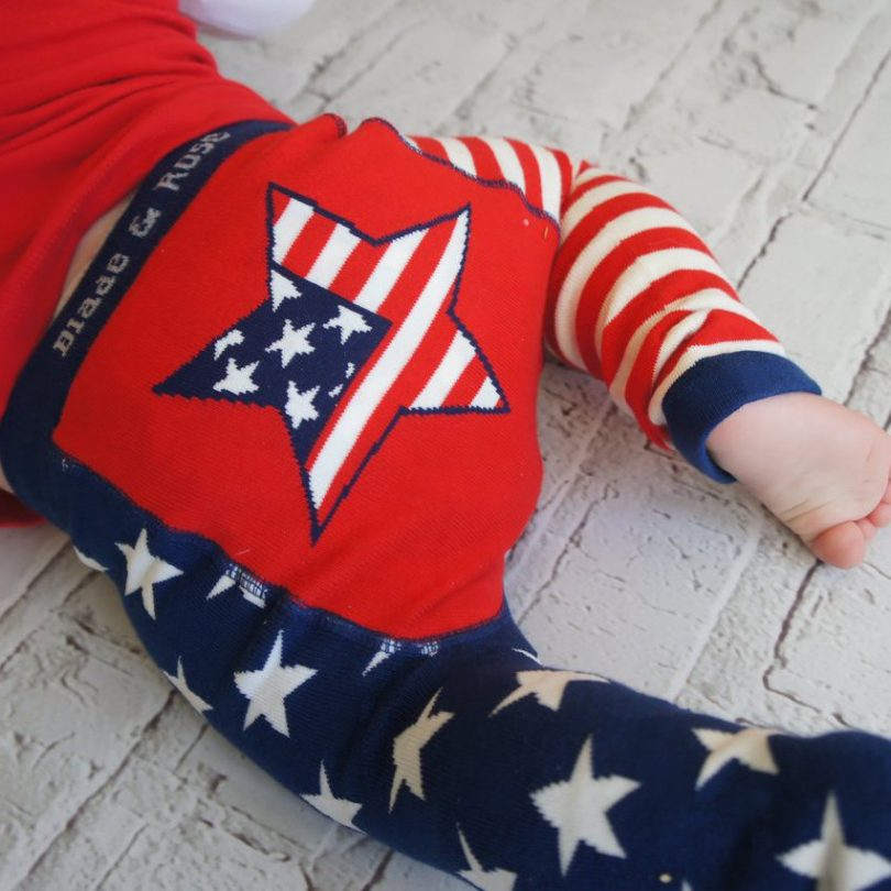 USA Leggings Stars and Stripes