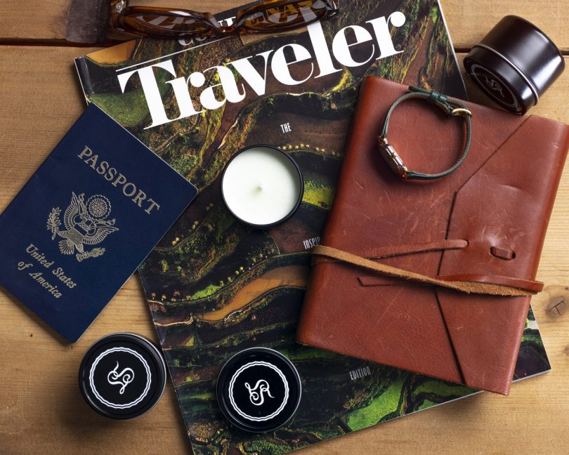 Travel Candle Tins