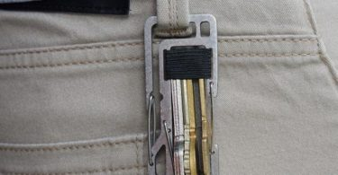KT7 Key Titan Carabiner
