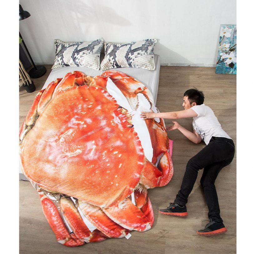 Crab Summer Quilt