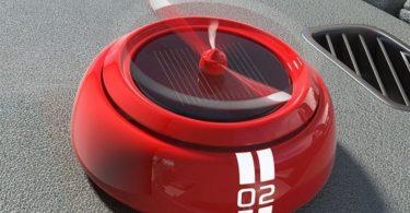 Solar Power Airscrew Perfume