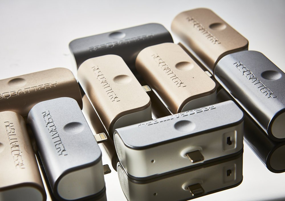 Pre-Charged & Eco-Friendly ResQBattery: Emergency Battery for iPhone/Android