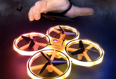 Gesture Controlling Drone Controlling A Quadcopter
