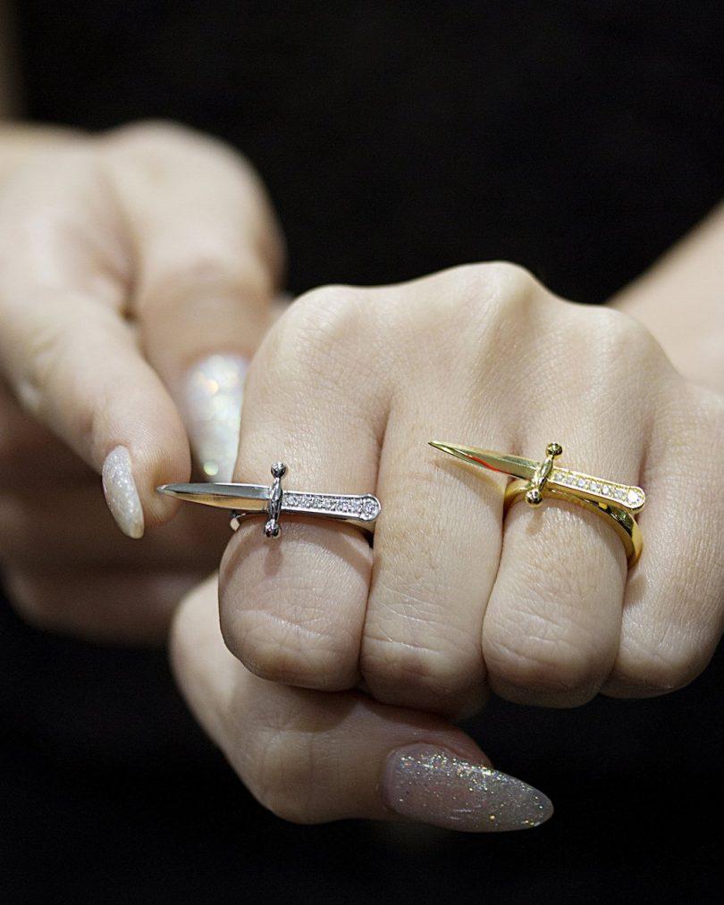 Dagger Ring | Jason of Beverly Hills