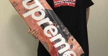 Supreme Blood & Semen Skate