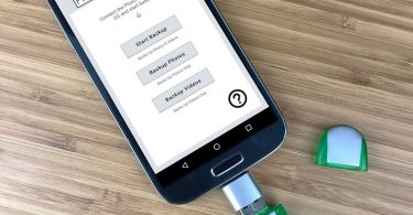 Photo Backup Stick DC for Android – Backup Pictures & Videos from Android Phones & Tablets