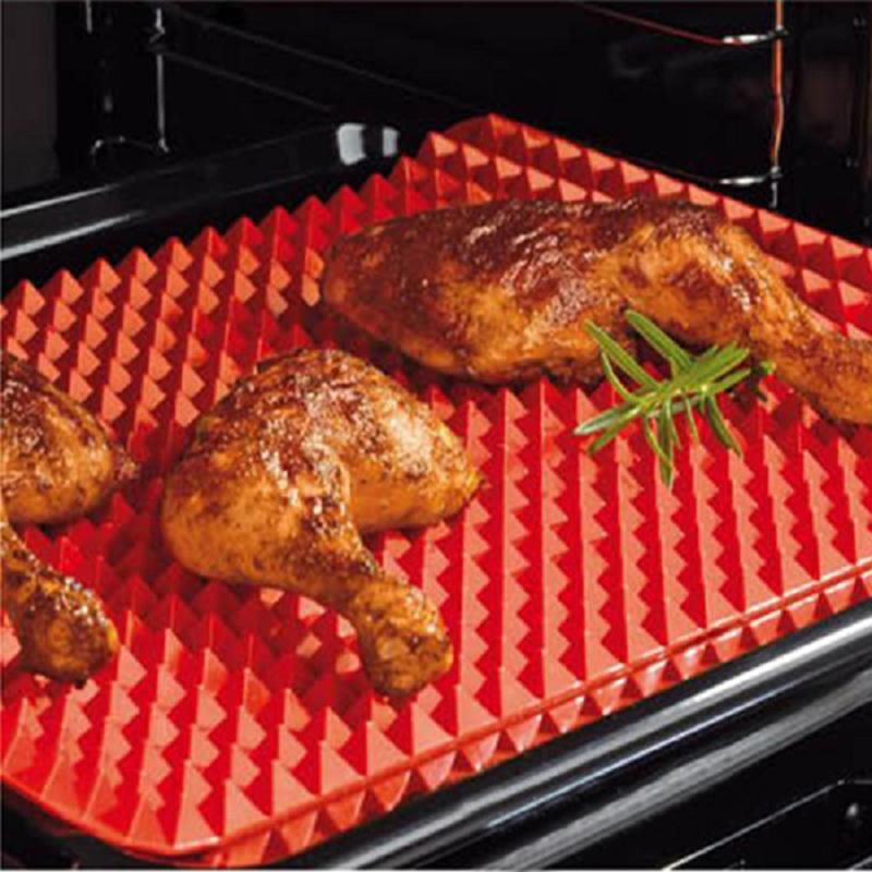 Pyramid Non-Stick Silicone Cooking Baking Mat